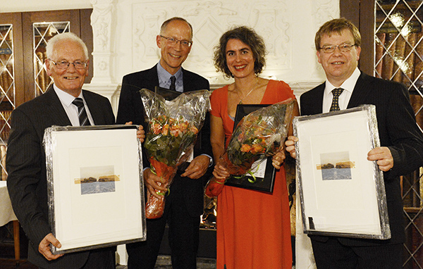 Featured image for the post Solfrid Raknes winner of The Western Norway Regional Health Authority Innovation Award 2012