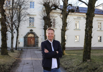 Research Professor Erik Kolstad