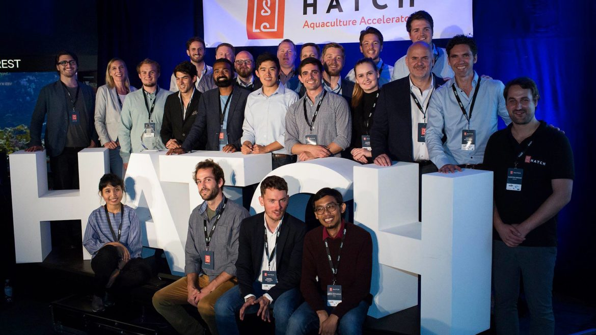 Hatch companies gathered at the graduation. Photos: Silje Katrine Robinson